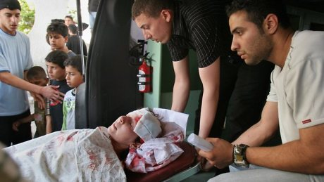 129885-injured-woman-in-gaza-in-2007